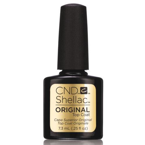 CND Shellac Original Top Coat 7,3 ml