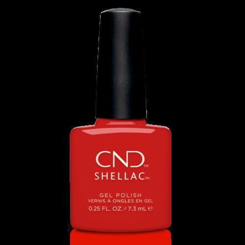 CND Shellac Devil Red #364