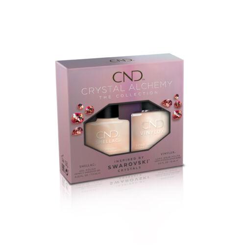 CND Shellac & Vinylux Lovely Quartz DUO