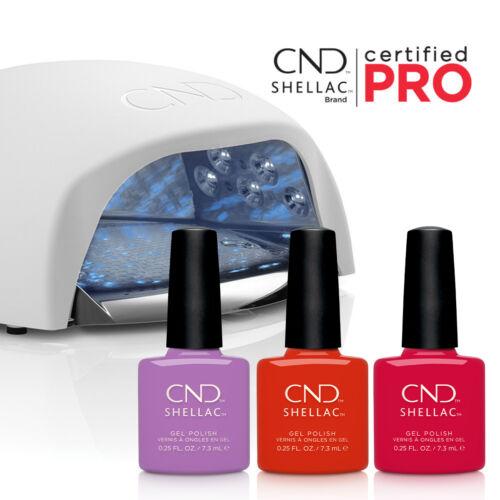 CND Shellac PRO csomag - Minden, ami a képzéshez kell!