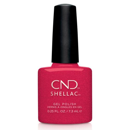 CND Shellac Kiss of Fire #288