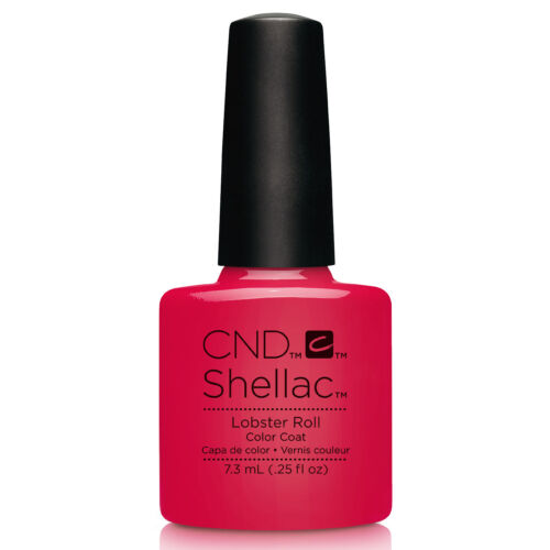 CND Shellac Lobster Roll