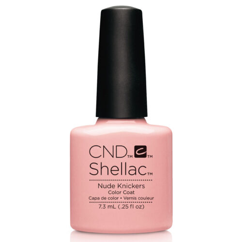 CND Shellac Nude Knickers