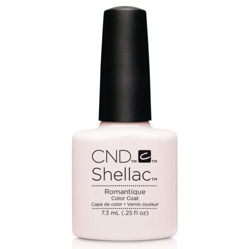 CND Shellac Romantique - doboz nélkül
