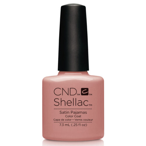 CND Shellac Satin Pajamas