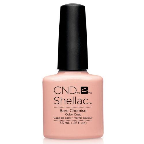 CND Shellac Bare Chemise