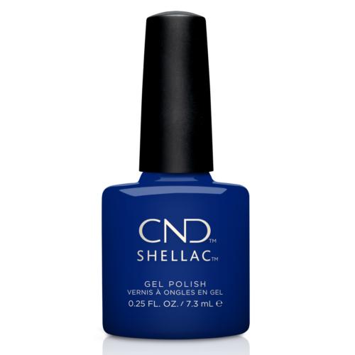 CND Shellac Blue Moon