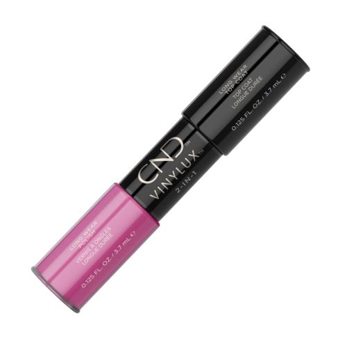 CND Vinylux 2-in-1 tartós körömlakk és fedőlakk Hot Pop Pink