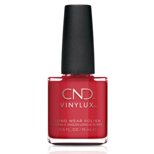 CND Vinylux tartós körömlakk Rouge Red #143