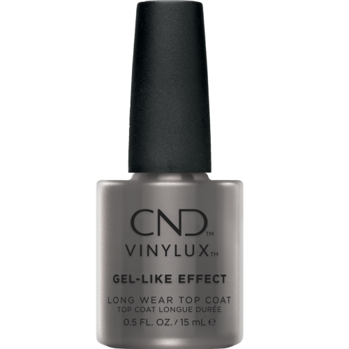 CND Vinylux Gel Like Effect Top Coat - Gél lakk hatású fedőlakk
