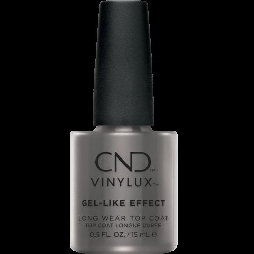 CND Vinylux tartós körömlakk Gel Like Effect Top Coat fedőlakk
