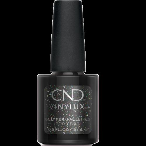 CND Vinylux tartós körömlakk Glitter Effect Top Coat fedőlakk