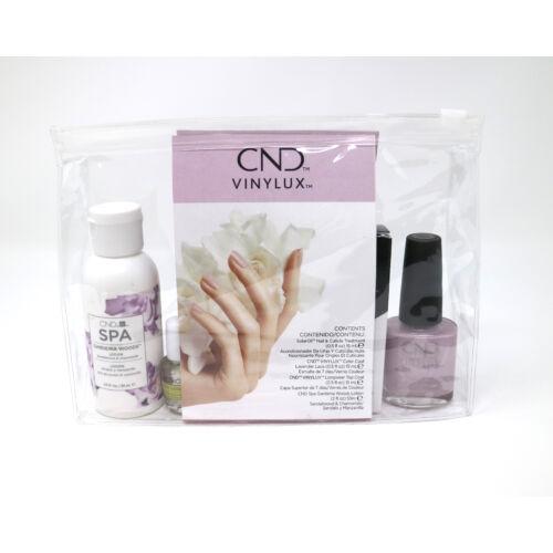 CND Vinylux Utazó csomag - Gardenia Woods