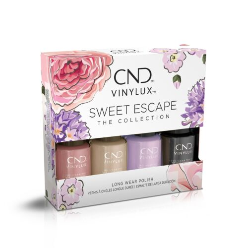 CND Vinylux Sweet Escape Pinkies