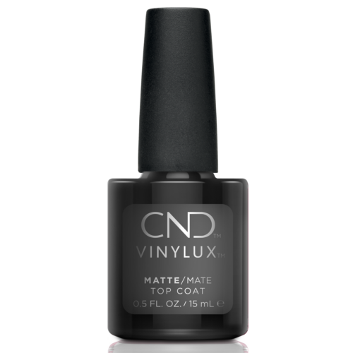 CND Vinylux Matte Effect Top Coat fedőlakk