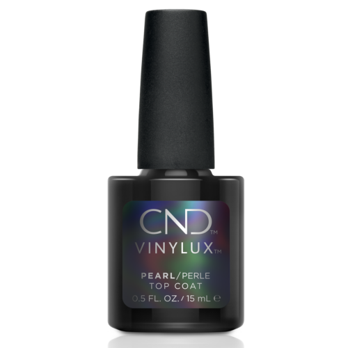 CND Vinylux Pearl Effect Top Coat