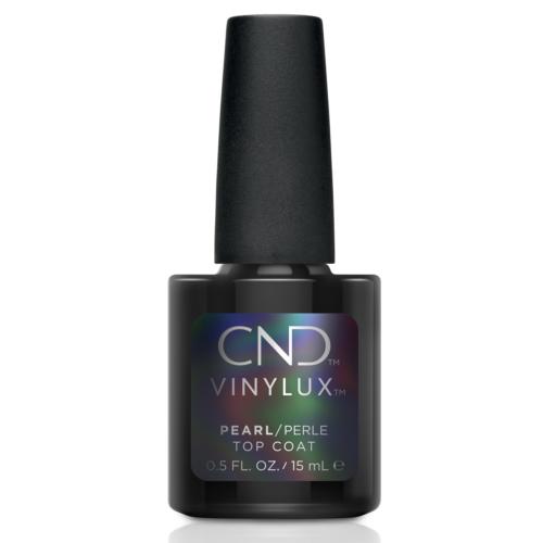 CND Vinylux Pearl Effect Top Coat fedőlakk