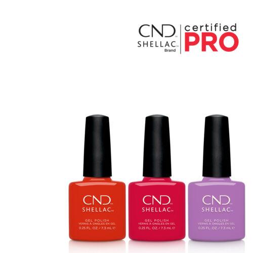 CND Shellac színbővítő csomag ajándék CND kiegészítő termékekkel és Shellac PRO képzéssel