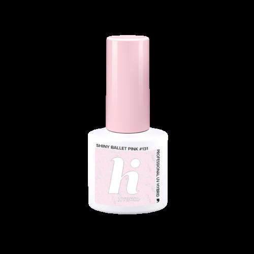 Hi Hybrid gél lakk Shiny Ballet Pink #131