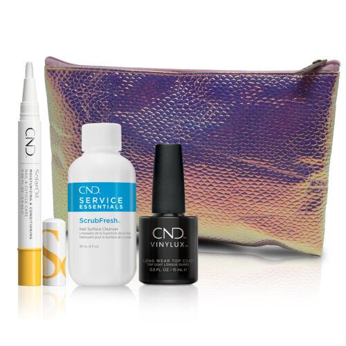 CND Vinylux Sellő csomag bőr- és körömápoló tollal