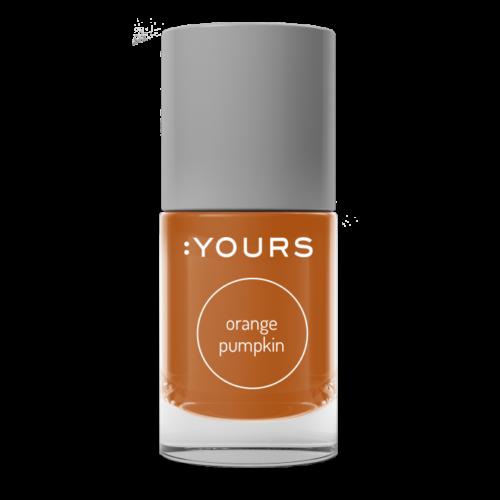 :YOURS Orange Pumpkin nyomdalakk