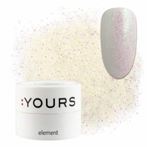 :YOURS Element Eco Glitter – Rowdy Rainbow