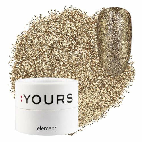 :YOURS Element Finest – Gold Drums