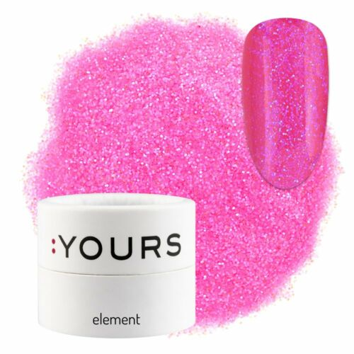 :YOURS Element Iridazzling – Pink House