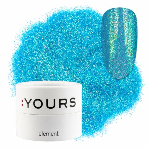 :YOURS Element Iridazzling – Blue Hiphop