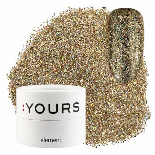 :YOURS Element :YOLOgraphics – Gold Digger