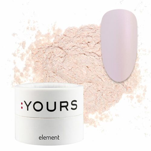 :YOURS Element  – Pink Pearl
