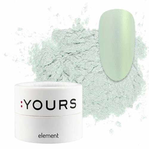 :YOURS Element  – Green Pearl
