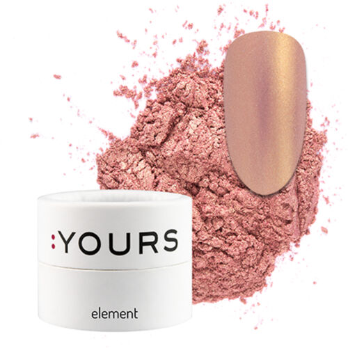:YOURS Element – Bronze Heart