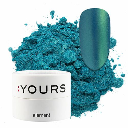 :YOURS Element – Green Peacock