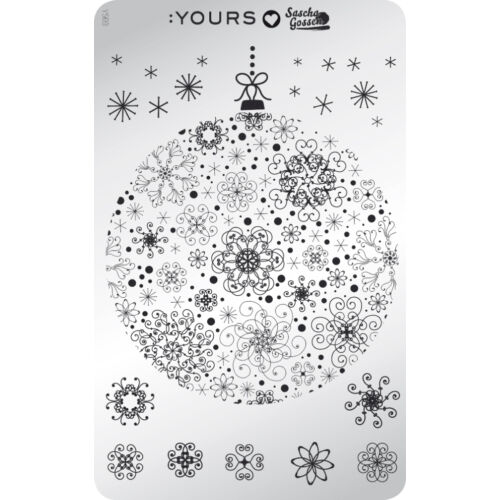 :YOURS Merry Stamping nyomdalemez