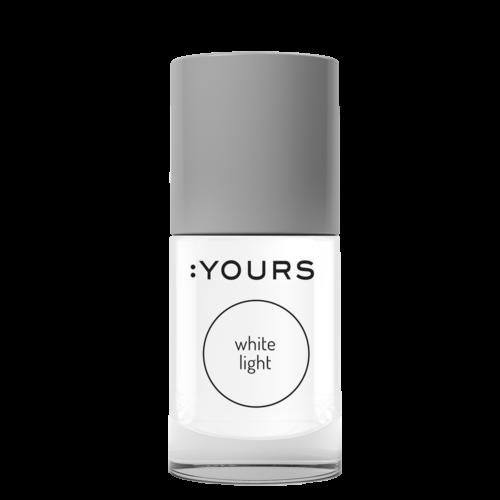 :YOURS White Light nyomdalakk