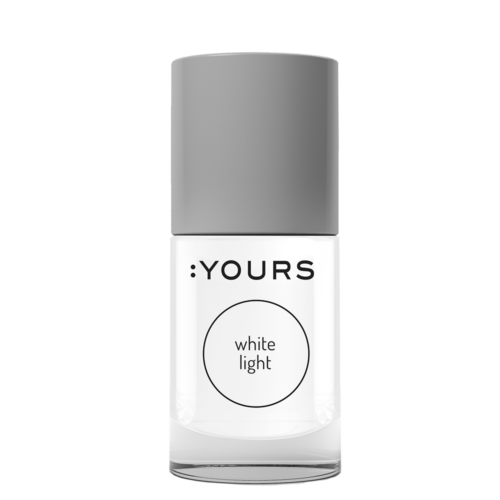 :YOURS White Light nyomdalakk